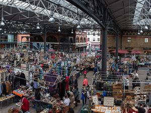 Spitalfields Market Velho