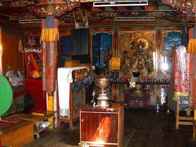 Spiti Sakya Tangyuth Gompa