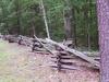 Spit Rail Fence Sherando Lake