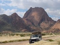 2 Days Spitzkoppe Hiking Tour - Camping