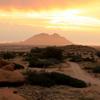 Spitzkoppe Landscape Namibia