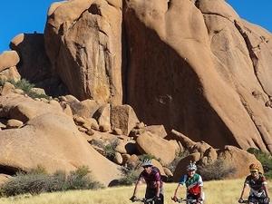 Namibia 16 Day MTB Safari Fotos