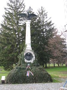 Spomenik Nikoli Zrinskom Republic Square