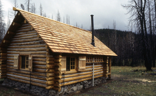 Sportsman Lake Patrol Cabin - Yellowstone - USA