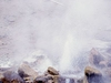 Spray Geyser - Yellowstone - USA