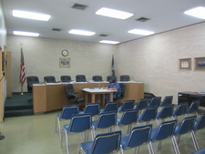 Springhill City Council Chamber