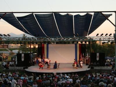 Springville World Folkfest