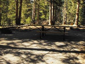 Spruce Grove Trail Camp