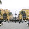 Square In Lima