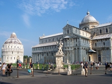 Square Of Piazza Dei Miracoli