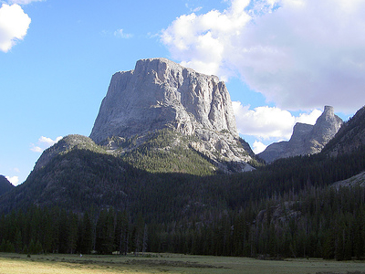 Square Top Mountain