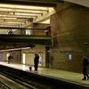 Square Victoria Metro Station