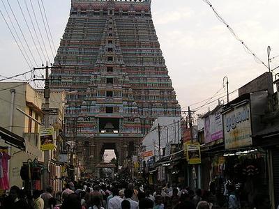 Srirangam Temple