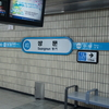 Ssangmun Station