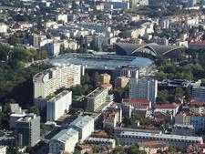 Stade Des Alpes In City