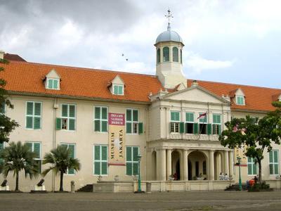 Stadhuis  Batavia Jakarta