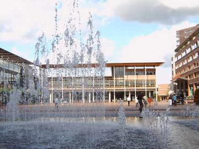 Stadshart Centre Of Amstelveen.