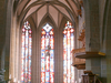 Interior Of The Late Gothic
