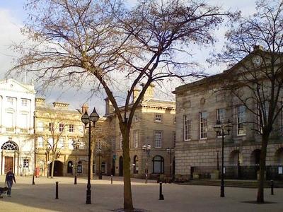 Stafford Shire Hall