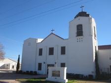 St . Andrew Catholic Church In Pleasanton