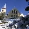 St. Andrew's Church Darjeeling In Winter