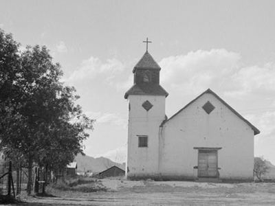 St. Anns Church Tubac