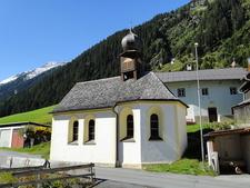 St. Antonius-Kapelle, Ischgl, Austria