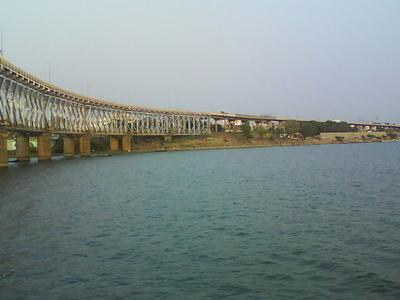 Starting Of The Bridge