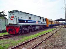 Stasiun Ciroyom