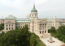 State Capitol Indiana