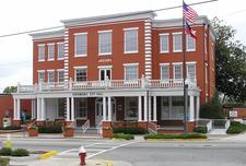 Statesboro Georgia City Hall Old Jaeckel Hotel
