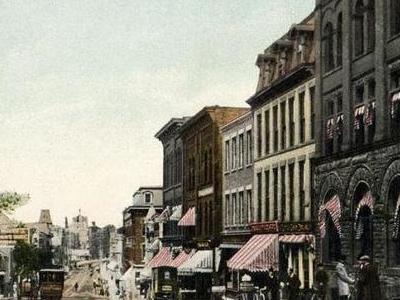 State  Street From  Genesee  Street  2 C  Auburn  2 C  N Y