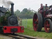 Statfold Granero Ferrocarril