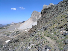 Static Peak Divide Trail - Grand Tetons - Wyoming - USA