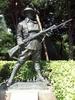 Statue Dedicated To The Winnipeg Grenadiers