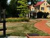 Statue Of  George  C .  Marshall At  Dodona  Manor