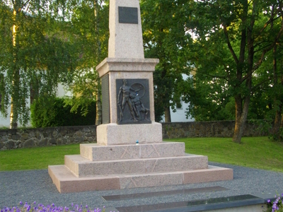 Statue Of  Estonian  War Of  Independence In  P  C 3  B 5lva
