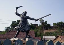 Statue Of Baji Prabhu Deshpande
