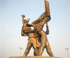 Estátua de Dien Bien Phu Vitória