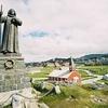 Statue Of Hans Egede