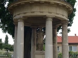 Estatua de Juan de Nepomuk
