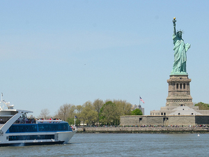 Statue of Liberty Express Cruise Photos