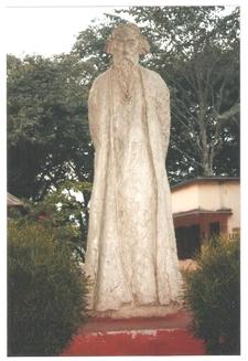Statue Of Rabindranath Tagore
