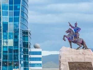 Praça Sukhbaatar