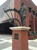 Statue Of Thomas Ryman