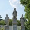 Statues Of Rain-forecasting Saints, Jászberény