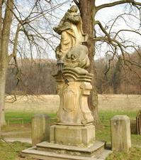 """Estatua de """"Virgen María"""""""