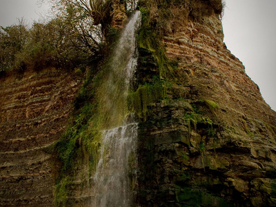 St  Audries  Waterfall