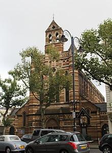 St Augustine's, Queen's Gate