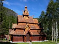 Stavkirke Beiarn